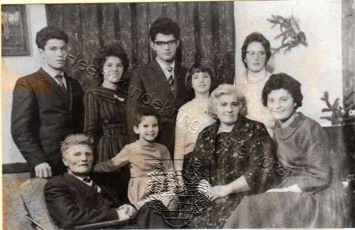 Familie Van Kessel Op Het Kantje Foto 01609 Uit De